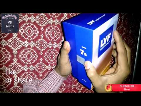LYF Wind 7s Quick Unboxing....
