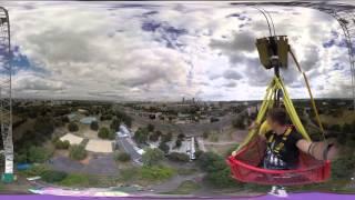 Bungee Jump Warszawa 360° VR