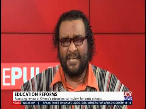 Educations Reforms - The Pulse on JoyNews (15-7-19)