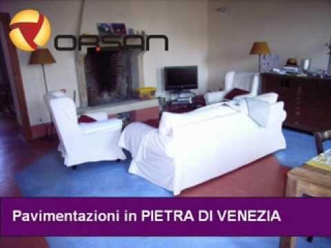 Preview video pavimenti in pietra di venezia