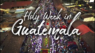 Announcing a Special Online Episode Screening Event: Witness Holy Week in Guatemala!