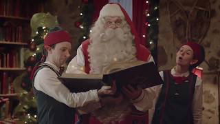FIND OUT IF I AM IN SANTA 🎅🏻 CLAUS 🎄GOOD LIST !😱
