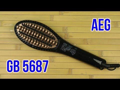 Распаковка AEG GB 5687