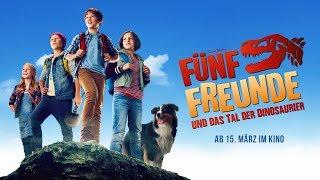 Fünf Freunde und das Tal der Dinosaurier Film Trailer