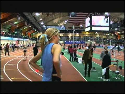 2008 New Balance College Invitational - Leo Manzano