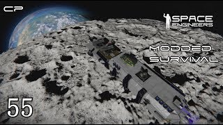 """Space Engineers (Modded) Survival chill out. Episode 55 """"Missing"""""""