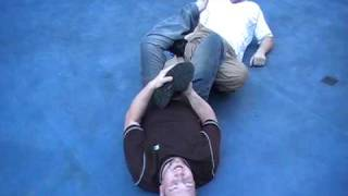 Figure 4 Leglock - How to do a Figure 4 pro wrestling move