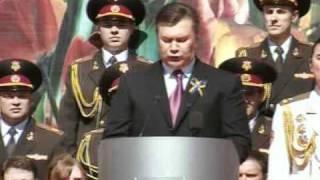 Янукович: 9 травня - священна дата