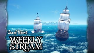 Sea of Thieves Weekly Stream: The Winner Takes it All