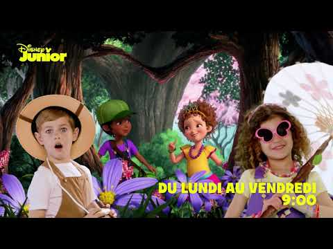 Cet été sur Disney Junior !