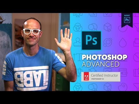 Adobe Photoshop CC – Advanced Training Course Tutorial ...