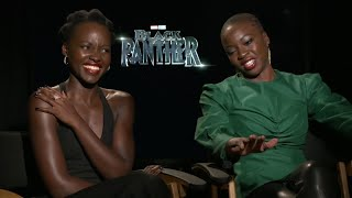 'Black Panther' stars' 'kindred' friendship