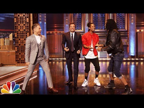 Derek Hough Reveals World of Dance Winners Les Twins