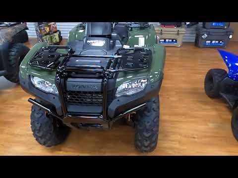 2021 HONDA FourTrax Rancher TRX420 FM1M
