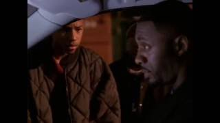 The Wire - Wallace Points Out Brandon To Stringer Bell