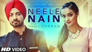Neele Nain Mp3 | Charan | Latest Punjabi Song | Desi Routz | T-Series Apnapunjab