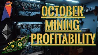 Mining In October 2018 | 1060 Giveaway