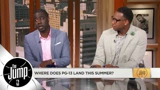 Which NBA team will Paul George play for next season? | The Jump | ESPN - Video Youtube