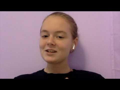 Online Learning: Early Childhood Education major, Alyssa Boppell ...