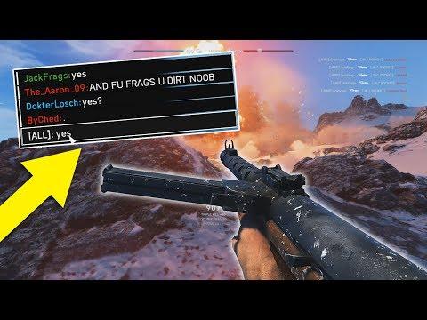 When Battlefield 5 players Rage