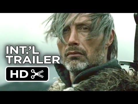 Age of Uprising: The Legend of Michael Kohlhaas Official UK Trailer (2014) - Mads Mikkelsen Movie HD