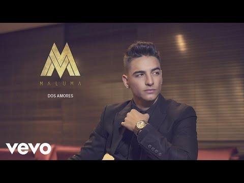Maluma - Dos Amores (Cover Audio)