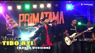 Download lagu James Ap Tibo Ati Koplo Version Mp3