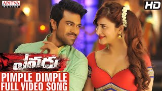 Pimple Dimple Full Video Song - Yevadu Video Songs - Ram Charan, Allu Arjun, Shruti Hassan, Kajal - Download this Video in MP3, M4A, WEBM, MP4, 3GP