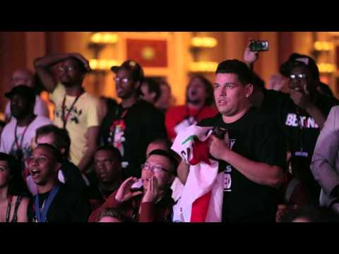 A Beautiful Look Back At The World's Biggest Fighting Game Tournament