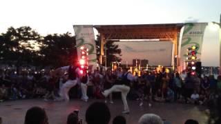Lindy Hop All Stars at Moondance