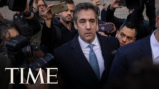 Michael Cohen, Former Lawyer To President Trump, Is Set To Be Sentenced | TIME