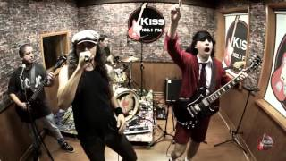 Rising Power - ACDC Tribute cover Thunderstruck