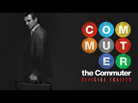 New Official Trailer for The Commuter