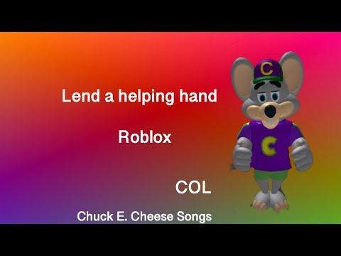 Lend A Helping Hand Col Roblox Apphackzone Com