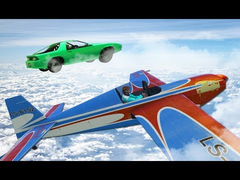 GTA5 實況主的飆速對決