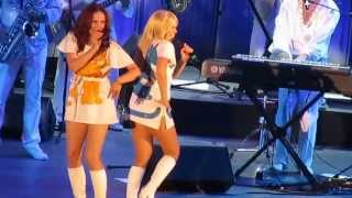 ABBA Fest - Dancing Queen at Hollywood Bowl 2013