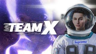 TEAM X i ostatni lot w kosmos