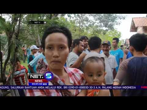 Perampokan di Lampung 2 Penghuni Jadi Korban NET5