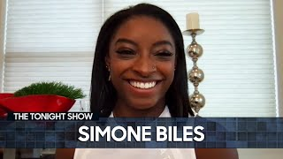 Simone Biles Is Ready for the Tokyo Olympics | The Tonight Show Starring Jimmy Fallon