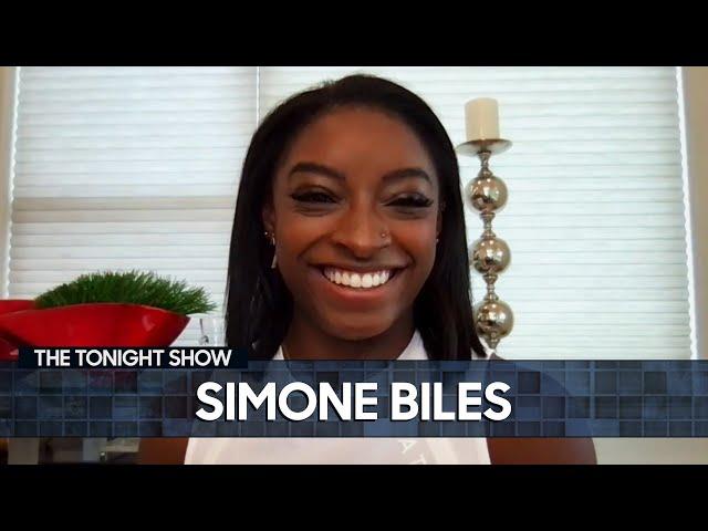 Vidéo Prononciation de Simone biles en Anglais