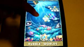 LEVEL 198 Bubble World for Android