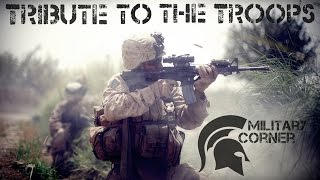 "Tribute To The Troops - ""Waiting on a War"" 