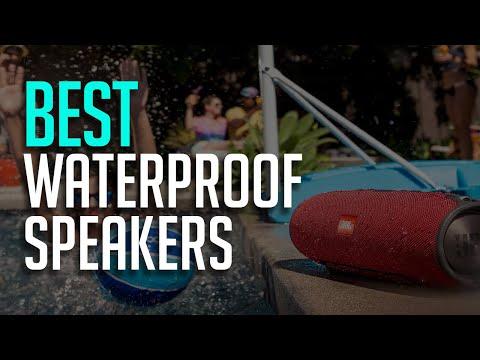 Best Waterproof Bluetooth Speakers 2019