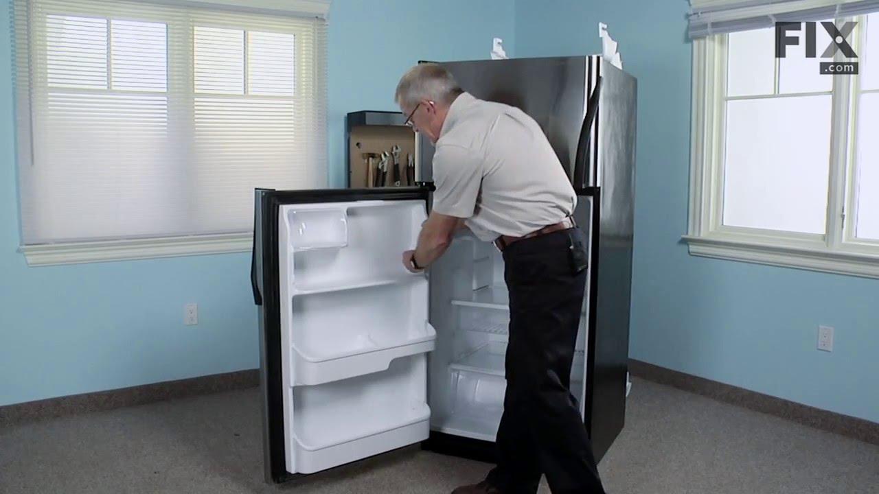 Replacing your Frigidaire Refrigerator Refrigerator Door Shelf Bin