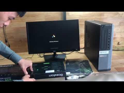 Trọn bộ máy tính dell văn phòng giá rẻ