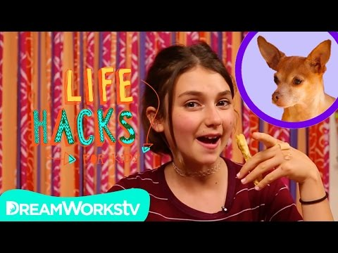 Dog Hacks I LIFE HACKS FOR KIDS
