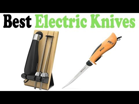 5 Best Electric Knives 2017 | Top 5 Best Electric Knife Review