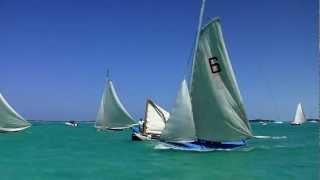 preview picture of video 'Exuma, Bahamas  - April 2012 -   National Family Island Regatta'