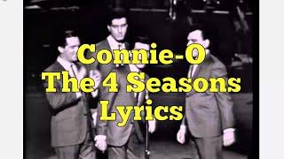 Connie-O - The 4 Seasons - Lyrics