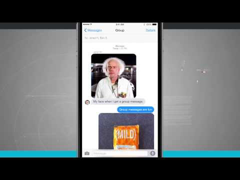iPhone 6 Tips - How to Leave Group Messages